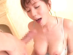 Hottest Japanese whore Yuma Asami in Incredible Big Tits, Blowjob/Fera JAV video