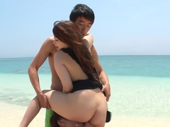 Amazing Japanese slut Mayuka Akimoto in Hottest JAV uncensored Outdoor clip