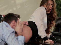 Fabulous pornstars Xander Corvus, Manuel Ferrara, Carter Cruise in Best Redhead, Big Tits sex movie