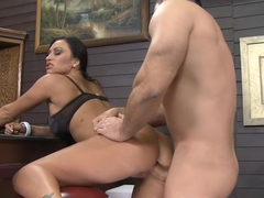 Claudia Valentine & John Strong in Naughty Office