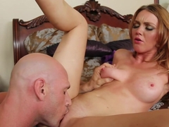 Marie McCray & Johnny Sins in I Have a Wife