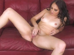 Chad Alva  Nickey Huntsman in Alluring Foxy Beauty Nickey - WildOnCam