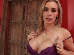 Hottest pornstar Tanya Tate in best cumshots, big cocks adult clip
