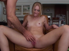 Crazy pornstar Avril Hall in Incredible Blonde, Cumshots porn video