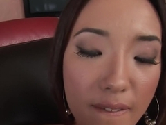 Incredible pornstar Miko Sinz in crazy asian, cumshots adult movie