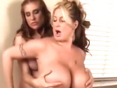 Sensuous Cat-Fights Making The Grade - Summer Sinn Vs Sheila Marie