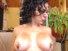 Livecam Clamped Tits John Holmes In My Pussy - KinkyFrenchies