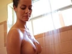 Nero amputato toilette hardware handjob porno