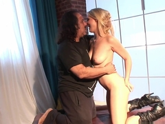Crazy pornstars Natalie Norton, Ron Jeremy in Amazing Cumshots, Pornstars sex video