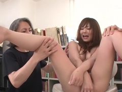 Crazy Japanese girl Miku Airi in Amazing JAV uncensored Dildos/Toys movie