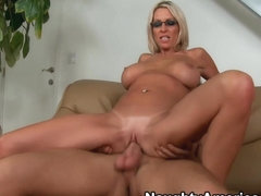 Emma Starr & Bill Bailey in My Friends Hot Mom
