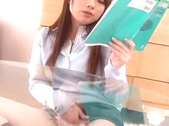 Exotic Japanese chick Mayuka Akimoto in Incredible Girlfriend JAV video