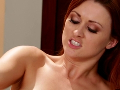 Compilation of Lesbian Blondes Licking Redheads Vice Versa Sasha Heart, Karlie Montana, Chloe Amou.