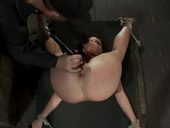 Brooke Lee Adams Orgasmed to near unconsciousness. Seriously.