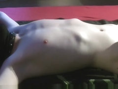 Big Dick Twink gets edged and milked with handjob and venus 2000