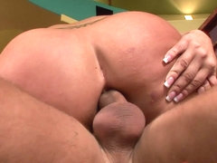 Georgia Peach & Mick Blue in Jack's Big Ass Show 02, Scene 4