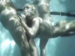 Fantastic sex in the pool (full movie in Comments)