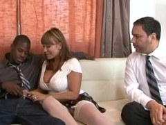 Ava Devines Makes Her Fella See As This Babe bonks darksome jock