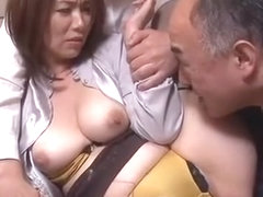 Best Japanese slut Minori Makise, Chisato Shouda in Incredible Blowjob, Cunnilingus JAV video