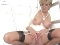 Lady Sonia Talks To U And Teases Her Pink Cum-Hole And Love Button