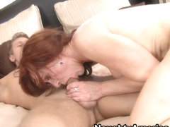 Catherine de Sade & Danny Wylde in My Friends Hot Mom