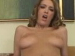 Crazy pornstar Angelica Lane in best swallow, blonde adult scene