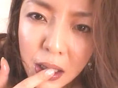 Hottest Japanese chick Yuko Yamaguchi in Incredible Small Tits, Fishnet JAV video