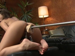 Exotic fetish adult clip with fabulous pornstar Kristina Rose from Fuckingmachines