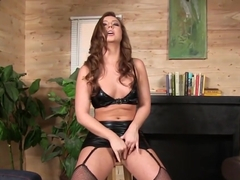 Maddy O'Reilly Enjoys Some Interracial Sex