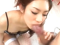 Best Japanese whore in Incredible Blowjob, Close-up JAV movie
