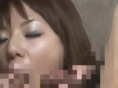 Incredible Japanese slut in Hottest Cumshot, Group Sex JAV video