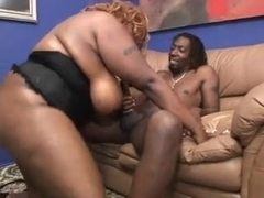 Caution Black Bbw & Byron Long