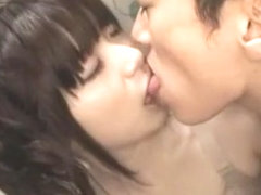 Exotic Japanese whore Ami Morikawa in Incredible Small Tits, Dildos/Toys JAV video