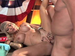 Crazy pornstars Billy Glide, Helly Mae Hellfire in Incredible Big Cocks, Big Tits porn video