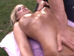 Amazing pornstar Britney Young in horny big tits, blonde adult clip