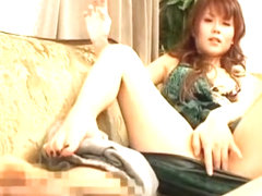 Crazy Japanese girl Megu Ayase in Incredible MILFs JAV movie