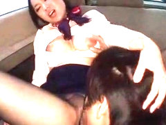 Fabulous Japanese chick Marina Isshiki in Crazy Cunnilingus, Blowjob/Fera JAV movie