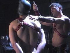 Pig Puppy featuring Lance Hart, Tyler Rush - FistingCentral