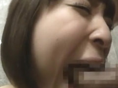 Exotic Japanese model Yuzu Shiina in Fabulous Blowjob/Fera JAV movie