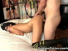 Jordana Heat Hard Sex Show