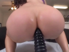 Asian Star getting ass fucked