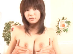 Best Japanese chick Azumi Harusaki in Hottest Cumshots JAV clip