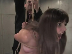 The Training of Bobbi Starr, Day Two