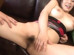 Crazy Japanese girl Karen Natsuhara in Amazing JAV uncensored Blowjob movie