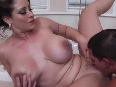 Eva Notty & Tony Martinez in Seduced by a Cougar