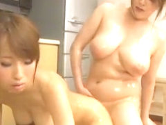 Incredible Japanese girl Yui Misaki, Sumire Shiratori, Marina Isshiki in Amazing Fetish, Big Tits .