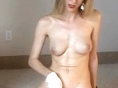 Painfull Tugjob with Ballmassage