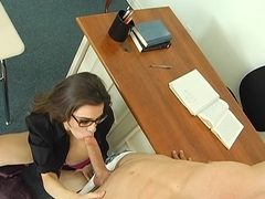 Gabriela Rossi & Scott Nails in My First Sex Teacher