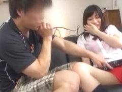 Hottest Japanese whore Ami Morikawa, Yuki Natsume, Miki Sunohara in Crazy Teens, Amateur JAV video