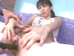 Incredible Japanese girl Yuria Satomi in Hottest Dildos/Toys, Masturbation JAV movie